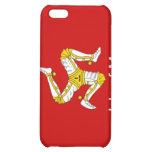 Flag of the Isle of Man iPhone 5C Cases