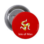 Flag of  the Isle of Man Pin