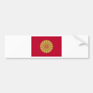 Flag of the Japanese Emperor Bumper Sticker