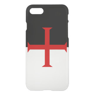 Flag of the Knights Templar iPhone 7 Case