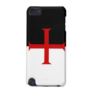 Flag of the Knights Templar iPod Touch 5G Cover