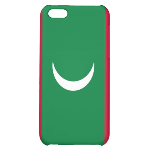 Flag of the Maldives iPhone 5C Case