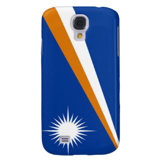 Flag of the Marshall Islands Samsung Galaxy S4 Cases