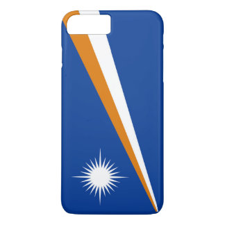 Flag of the Marshall Islands iPhone 7 Plus Case