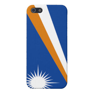 Flag of the Marshall Islands iPhone 5 Cover