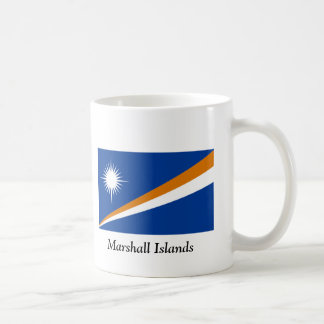 Flag of the Marshall Islands Classic White Coffee Mug