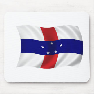 Flag of the Netherlands Antilles Mouse Pad