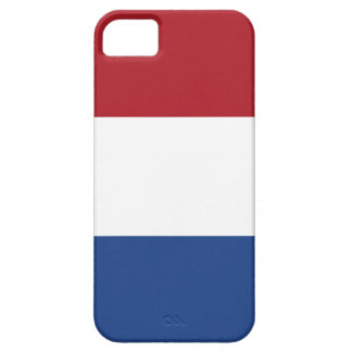 Flag of the Netherlands iPhone 5 Case