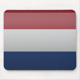 Flag of the Netherlands Mouse Pad