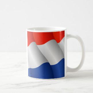 Flag of the Netherlands mug