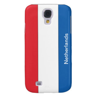 Flag of the Netherlands Samsung Galaxy S4 Cover