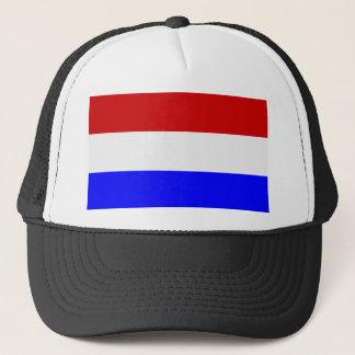 Flag of the Netherlands Trucker Hat