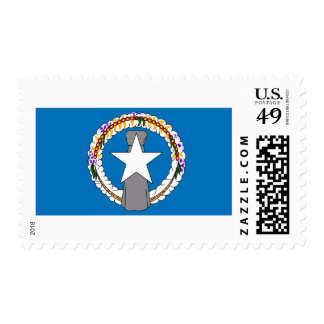 Flag of the Northern Mariana Is. Postage Stamps