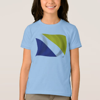 Flag of the Northern Schleswig Flag Shirt
