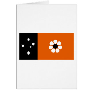 Flag of the Northern Territory Card