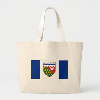 Flag of the Northwest Territories, Canada Bag