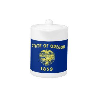 Flag of the Oregon Teapot
