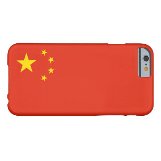 Flag of the Peoples Republic of China Barely There iPhone 6 Case