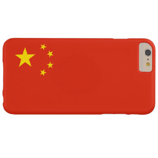 Flag of the Peoples Republic of China Barely There iPhone 6 Plus Case