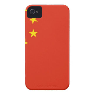 Flag of the People's Republic of China Case-Mate iPhone 4 Case
