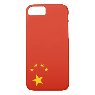 Flag of the Peoples Republic of China iPhone 8/7 Case