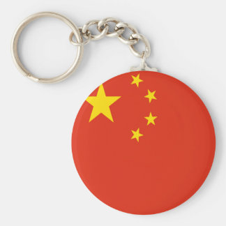 Flag of the People's Republic of China Key Chain
