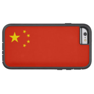 Flag of the Peoples Republic of China Tough Xtreme iPhone 6 Case