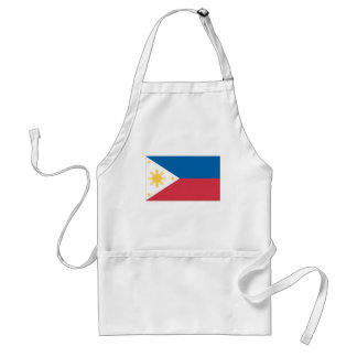 Flag of the Philippines Aprons