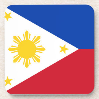 Flag of the Philippines Drink Coaster