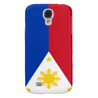 Flag of the Philippines Galaxy S4 Case