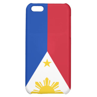 Flag of the Philippines Cover For iPhone 5C