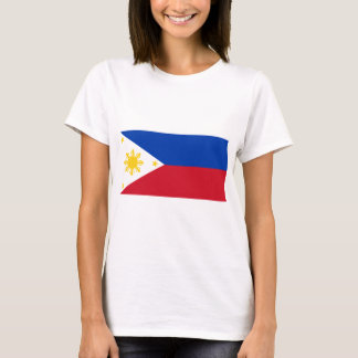 Flag of The Phillipines T-Shirt