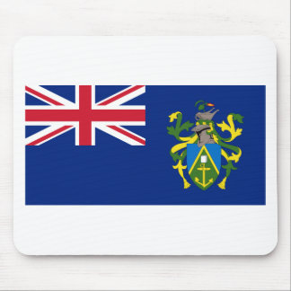 Flag of The Pitcairn Islands Mouse Pad