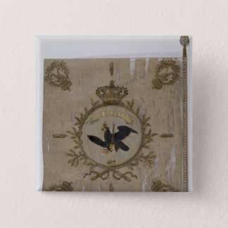 Flag of the Prussian Infantry Button