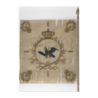 Flag of the Prussian Infantry Canvas Print