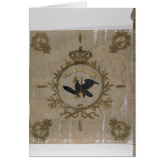 Flag of the Prussian Infantry Greeting Card