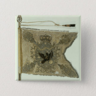Flag of the Prussian Infantry under Frederick Pinback Button