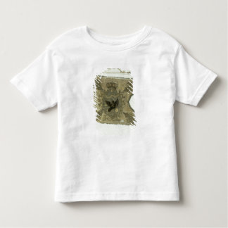 Flag of the Prussian Infantry under Frederick Toddler T-shirt