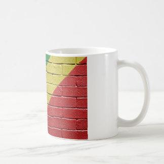 Flag of the Republic of the Congo Coffee Mug