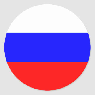 Flag of the Russian Federation Stickers