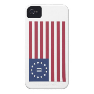 Flag of the Second American Revolution Case-Mate iPhone 4 Case