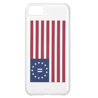 Flag of the Second American Revolution iPhone 5C Covers