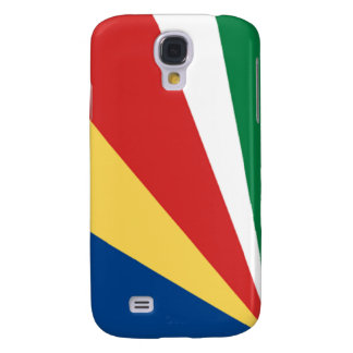 Flag of the Seychelles Samsung Galaxy S4 Covers