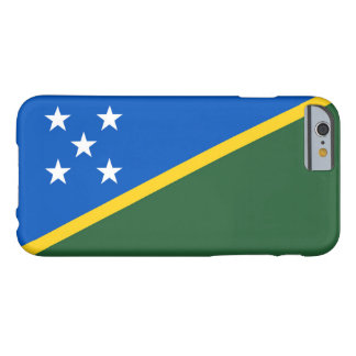 Flag of the Solomon Islands Barely There iPhone 6 Case