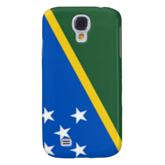 Flag of the Solomon Islands Galaxy S4 Cases