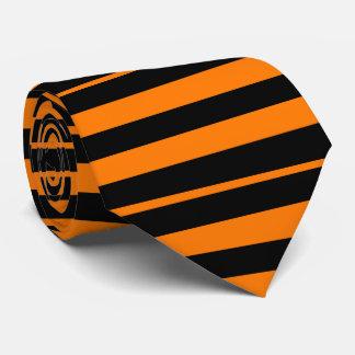 Flag of the St George Ribbon - Георгиевская лента Neck Tie