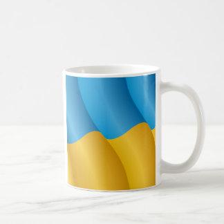 Flag of the Ukraine mug
