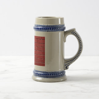 Flag of the Union of Soviet Socialist Republics Beer Stein