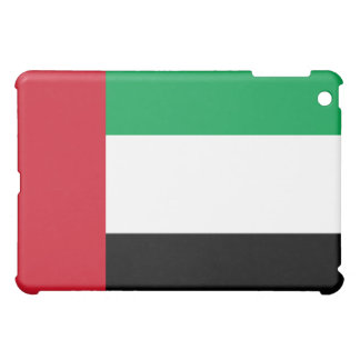 Flag of the United Arab Emirates iPad Mini Cover