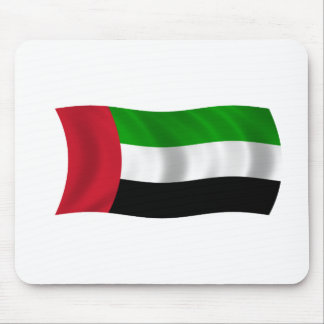 Flag of the United Arab Emirates Mouse Pad